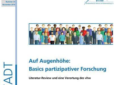 Literatur-Review: Die Rolle partizipativer Forschung im Blick
